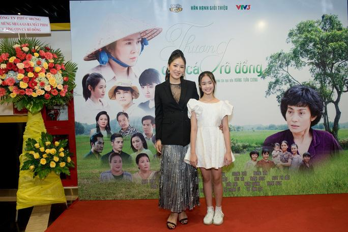 Lê Phương tái xuất màn ảnh sau 2 năm làm 'mẹ bỉm' Ảnh 2
