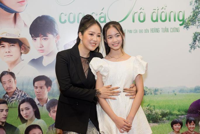 Lê Phương tái xuất màn ảnh sau 2 năm làm 'mẹ bỉm' Ảnh 1