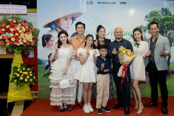 Lê Phương tái xuất màn ảnh sau 2 năm làm 'mẹ bỉm' Ảnh 3