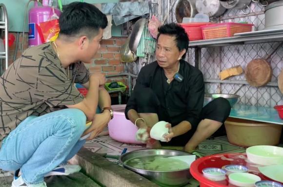 Nghệ sĩ Bảo Chung nói về đoạn clip đi rửa bát thuê trang trải cuộc sống Ảnh 2