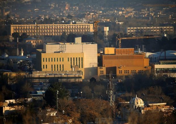 Afghanistan: Mỹ rút bớt nhân viên chính phủ khỏi thủ đô Kabul Ảnh 1