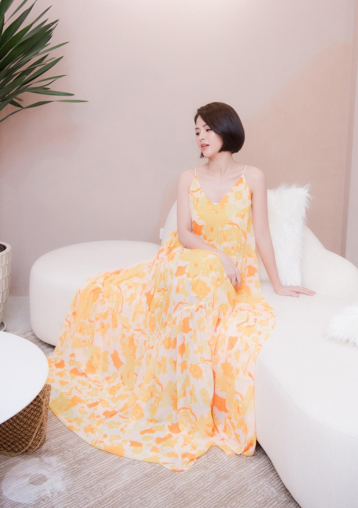 Lương Thu Trang, Dương Thùy Linh nổi bật trong pijama của NTK Thu Yến Ảnh 3