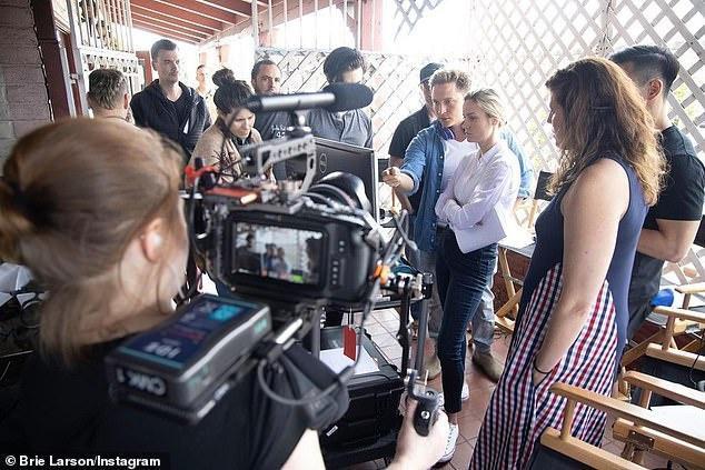 Mỹ nhân 'Kong: Đảo đầu lâu' sau 4 năm sang Việt Nam quay phim Ảnh 2