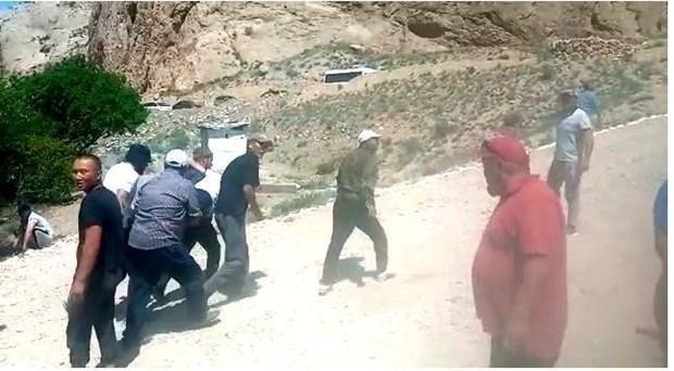 Lực lượng an ninh Kyrgyzstan, Tajikistan đấu súng qua biên giới Ảnh 1