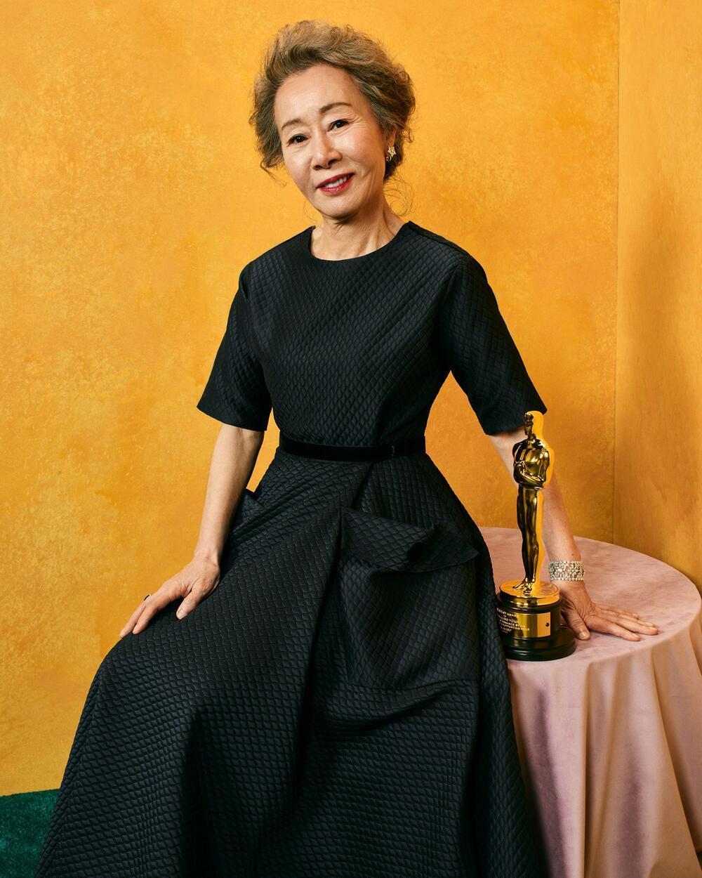 Lã Thanh Huyền khoe khoảnh khắc 10 năm trước chụp cùng nữ diễn viên Hàn Quốc vừa nhận giải Oscar Ảnh 4