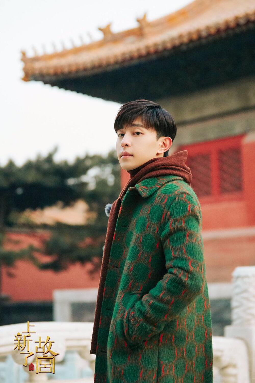 Top 10 nam diễn viên hàng đầu Hoa ngữ (P2): Không thể thiếu Tiêu Chiến - Nhất Bác! Ảnh 1