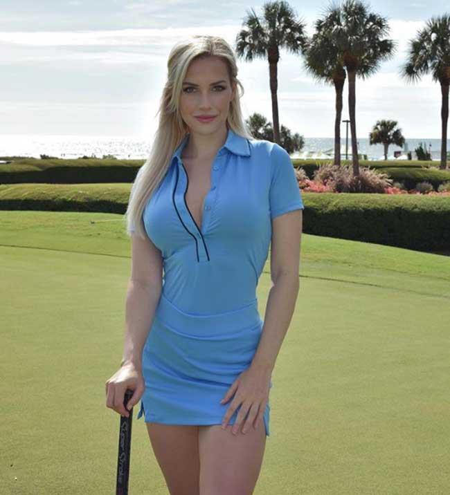 Trang phục thi đấu hot không đối thủ của golfer 9X Ảnh 4