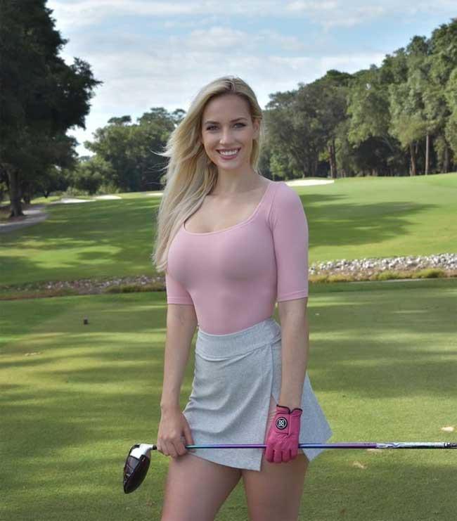 Trang phục thi đấu hot không đối thủ của golfer 9X Ảnh 8