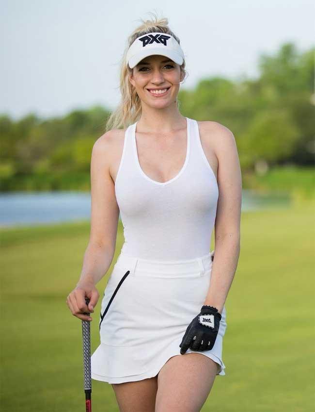 Trang phục thi đấu hot không đối thủ của golfer 9X Ảnh 12