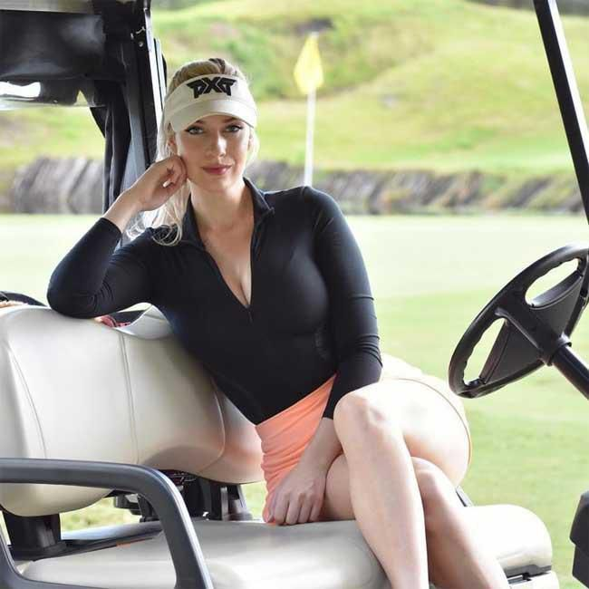 Trang phục thi đấu hot không đối thủ của golfer 9X Ảnh 14