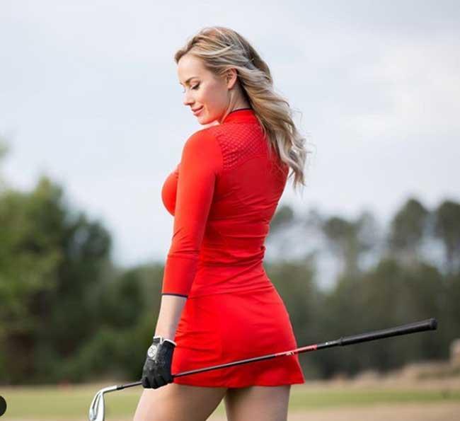 Trang phục thi đấu hot không đối thủ của golfer 9X Ảnh 5