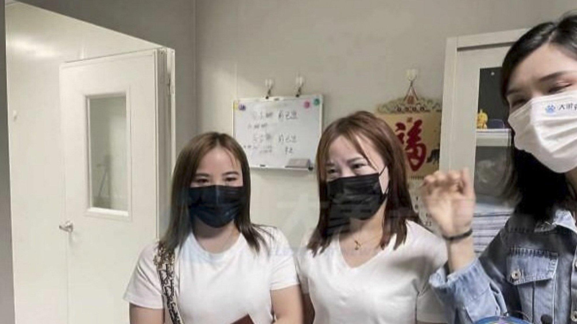 Tìm thấy chị em song sinh sau 29 năm nhờ video trên mạng Ảnh 3