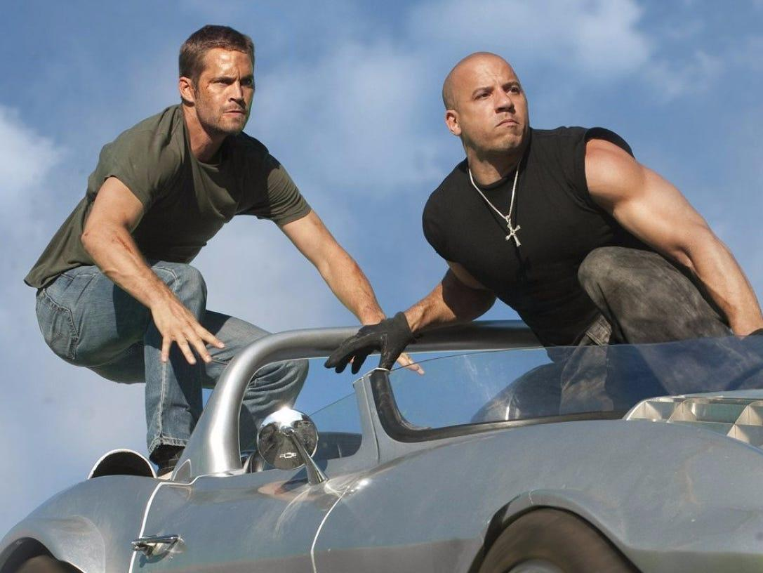Vin Diesel từng suýt bỏ vai trong 'The Fast and the Furious' Ảnh 2