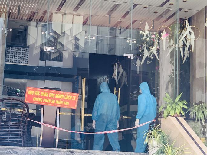 Khánh Hòa lập đoàn kiểm tra thông tin khách cách ly 'tố' khách sạn đưa thức ăn có giòi Ảnh 2