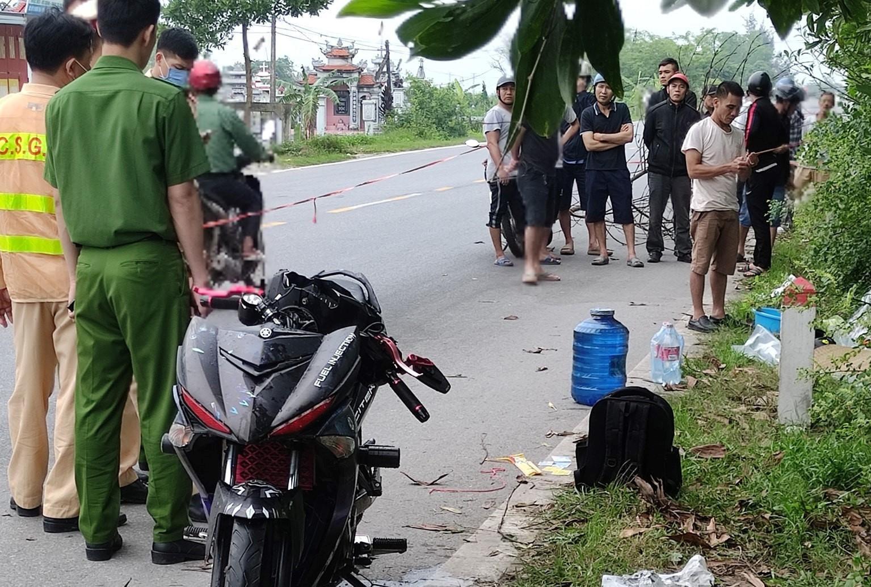 Nam Định: Bàng hoàng phát hiện thi thể dưới mương nước Ảnh 1