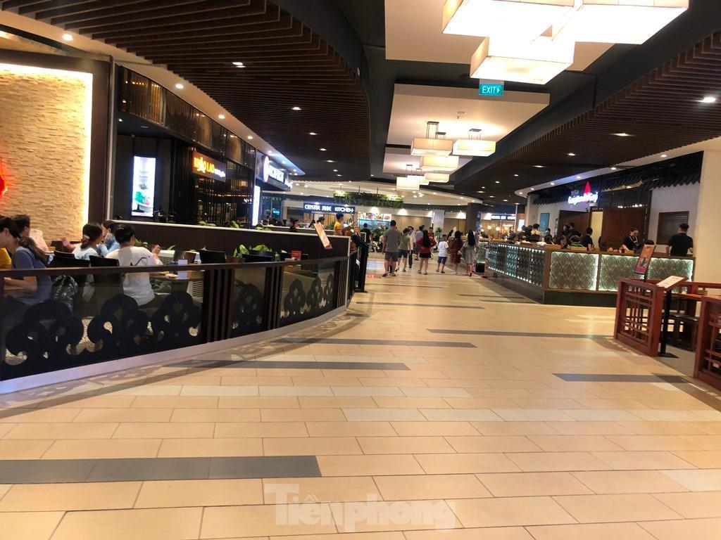 Trung tâm thương mại ở TPHCM 'vắng lặng' những ngày nghỉ lễ Ảnh 8