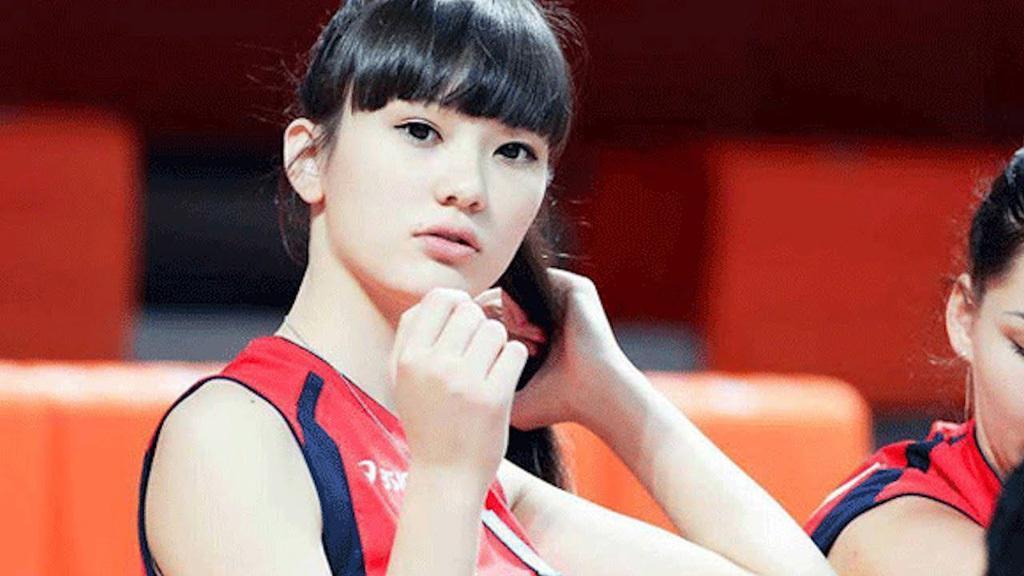 'Nữ thần bóng chuyền' Sabina khiến fan Việt mê mệt Ảnh 2