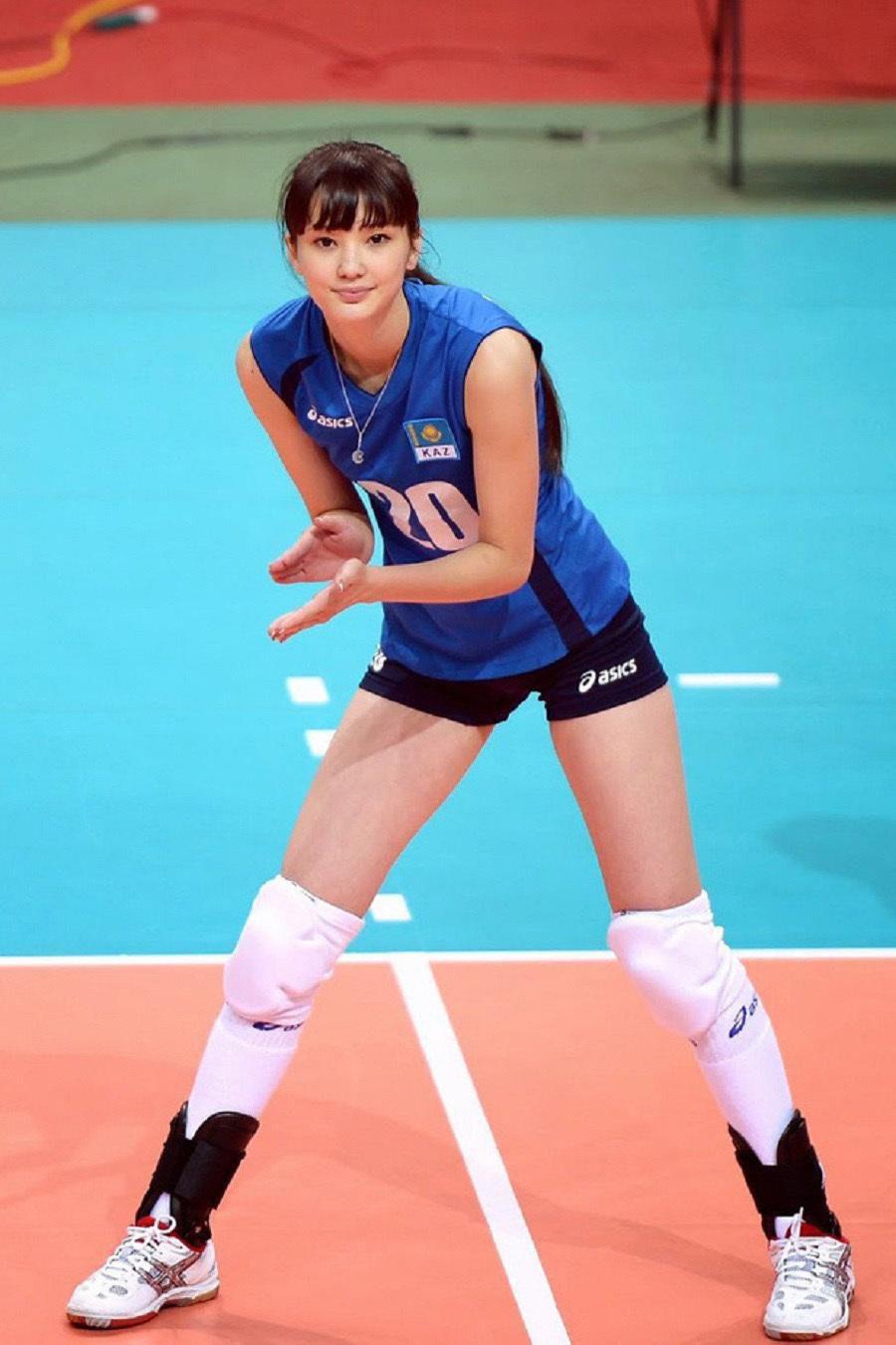 'Nữ thần bóng chuyền' Sabina khiến fan Việt mê mệt Ảnh 5