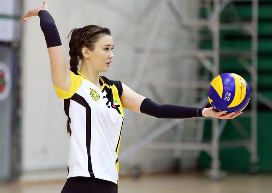 'Nữ thần bóng chuyền' Sabina khiến fan Việt mê mệt Ảnh 1