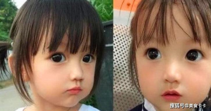 Em bé xinh đẹp bị nghi ngờ là... búp bê, người mẹ liền đăng ảnh gia đình để chứng minh nhan sắc Ảnh 1
