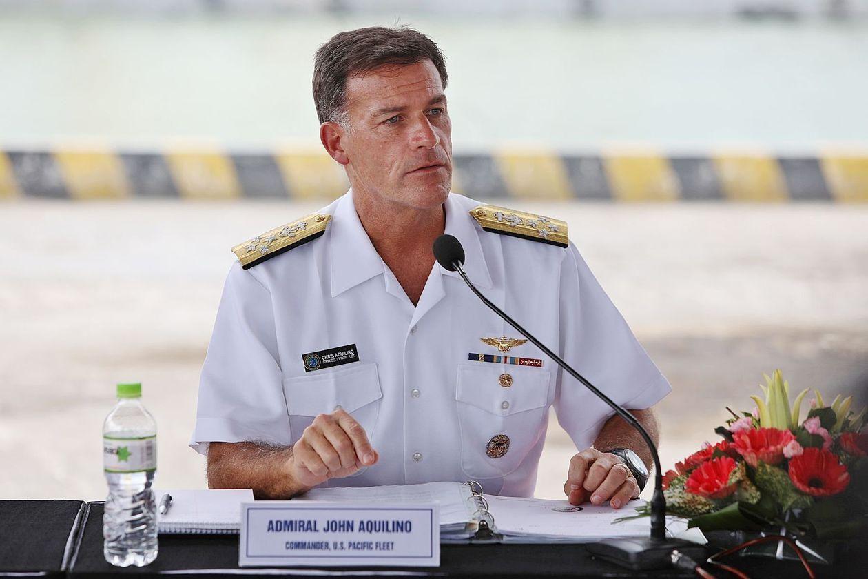 Đô đốc Mỹ cam kết ngăn chặn xung đột giữa các cường quốc ở Ấn Độ Dương-Thái Bình Dương Ảnh 1