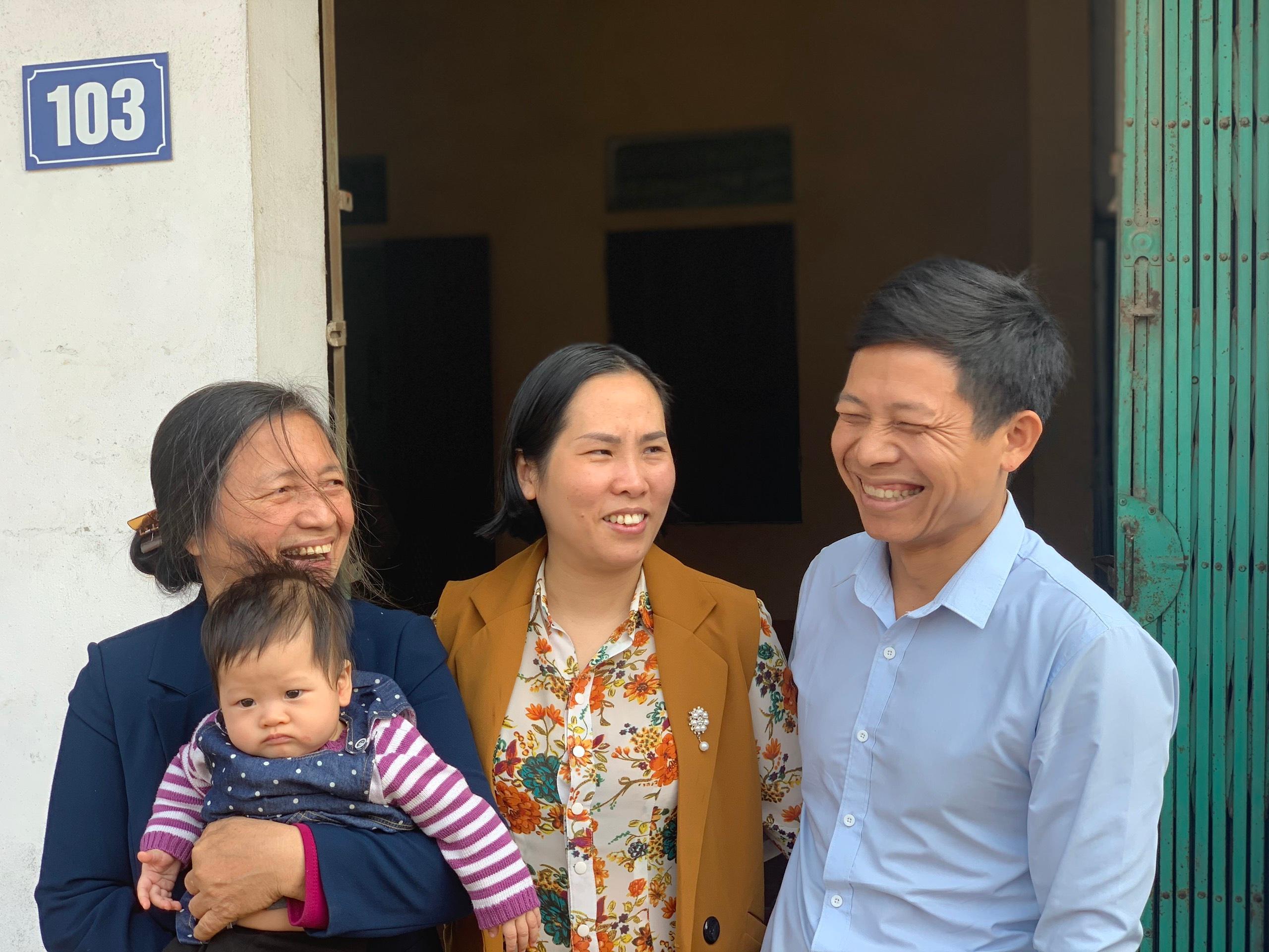Hạnh phúc hồi sinh của người mẹ mang gen bệnh hiếm Ảnh 1