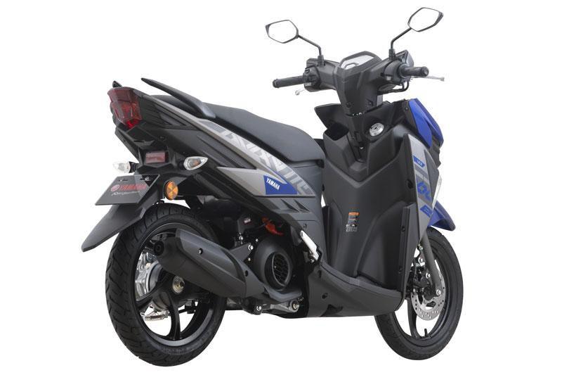 Yamaha giới thiệu xe ga 125 phân khối, giá hơn 27 triệu đồng Ảnh 6
