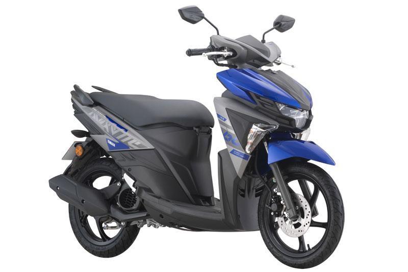 Yamaha giới thiệu xe ga 125 phân khối, giá hơn 27 triệu đồng Ảnh 1
