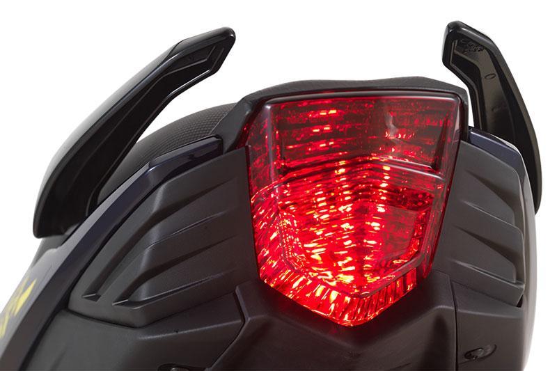 Yamaha giới thiệu xe ga 125 phân khối, giá hơn 27 triệu đồng Ảnh 13