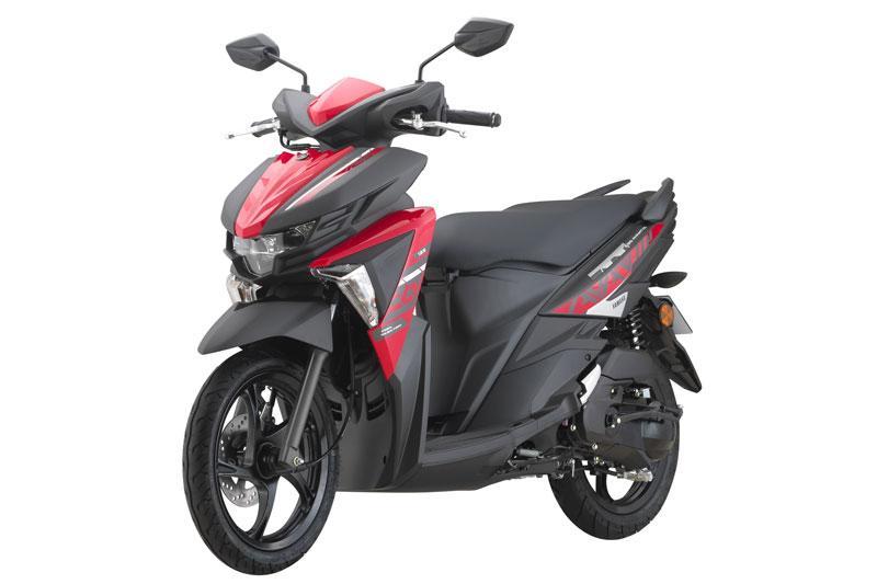 Yamaha giới thiệu xe ga 125 phân khối, giá hơn 27 triệu đồng Ảnh 2