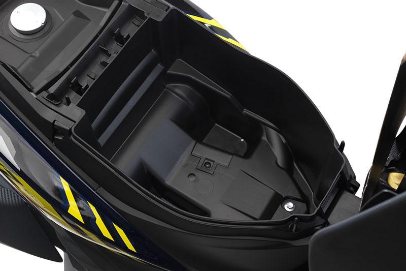 Yamaha giới thiệu xe ga 125 phân khối, giá hơn 27 triệu đồng Ảnh 10