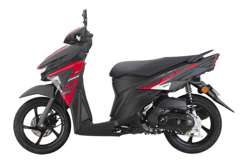 Yamaha giới thiệu xe ga 125 phân khối, giá hơn 27 triệu đồng Ảnh 4