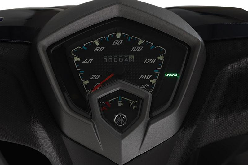 Yamaha giới thiệu xe ga 125 phân khối, giá hơn 27 triệu đồng Ảnh 9
