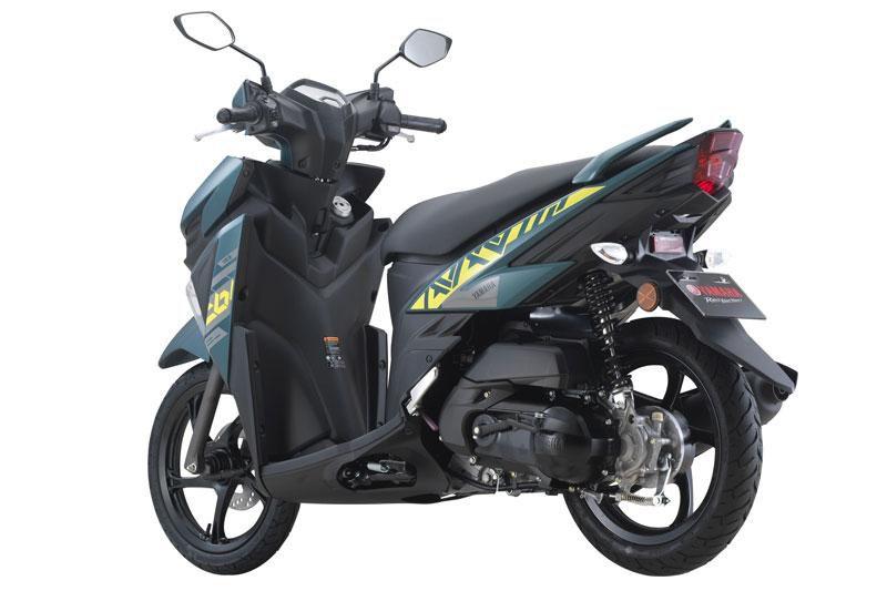 Yamaha giới thiệu xe ga 125 phân khối, giá hơn 27 triệu đồng Ảnh 5