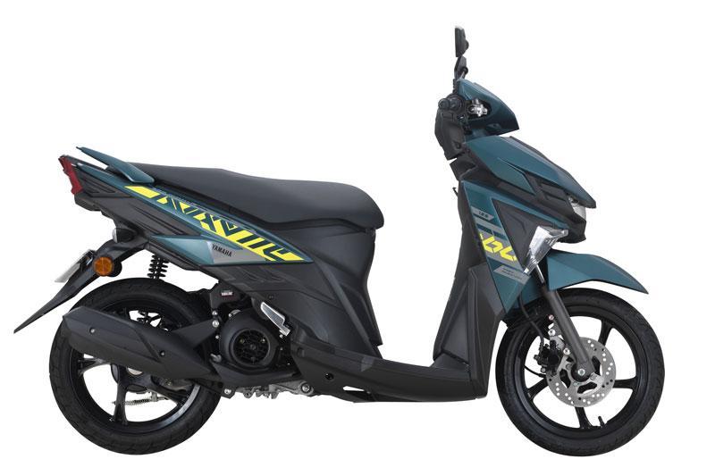 Yamaha giới thiệu xe ga 125 phân khối, giá hơn 27 triệu đồng Ảnh 3