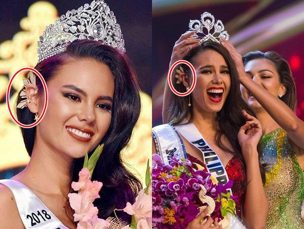 Khánh Vân đeo lại đôi bông tai 'phong thủy' lên đường sang Mỹ: Quyết tâm đăng quang Miss Universe 2020? Ảnh 5
