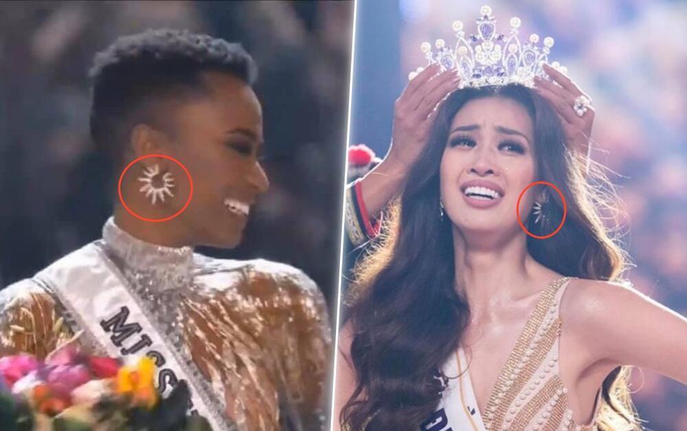 Khánh Vân đeo lại đôi bông tai 'phong thủy' lên đường sang Mỹ: Quyết tâm đăng quang Miss Universe 2020? Ảnh 6