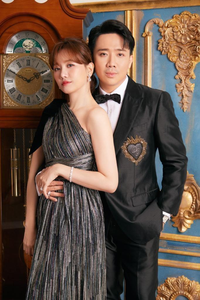 Vợ chồng Trấn Thành - Hari Won lọt Top sao Việt có sức ảnh hưởng trên mạng xã hội Ảnh 1