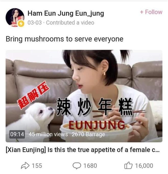 Eun Jung (T-ara) trở thành nghệ sĩ Kpop đầu tiên giành được nút bạc 'YouTube' Trung Quốc Ảnh 3