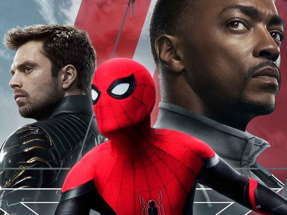 Spider-Man suýt nữa đã có mặt trong 'The Falcon & The Winter Soldier' Ảnh 2