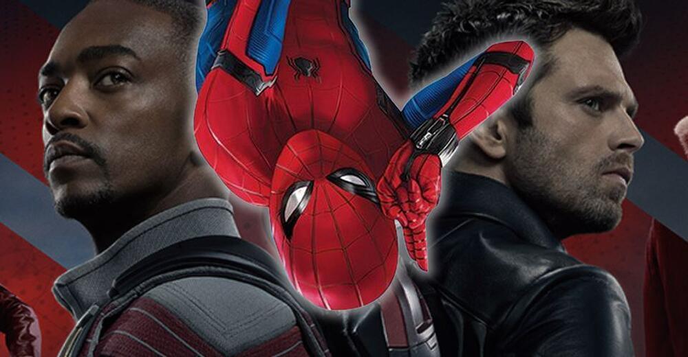 Spider-Man suýt nữa đã có mặt trong 'The Falcon & The Winter Soldier' Ảnh 1