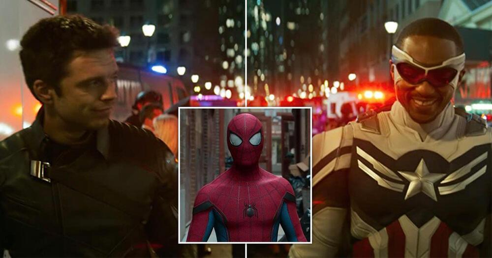 Spider-Man suýt nữa đã có mặt trong 'The Falcon & The Winter Soldier' Ảnh 3