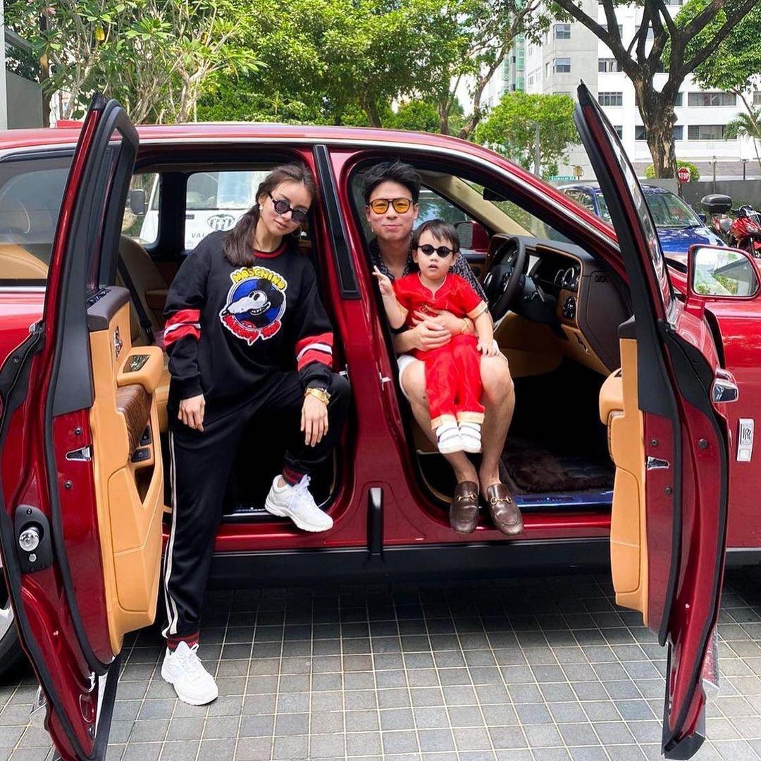 Cuộc sống của quý tử, ái nữ nhà siêu giàu châu Á Ảnh 4