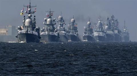 Nga giăng 'thiên la địa võng' tại Biển Baltic chờ NATO Ảnh 1