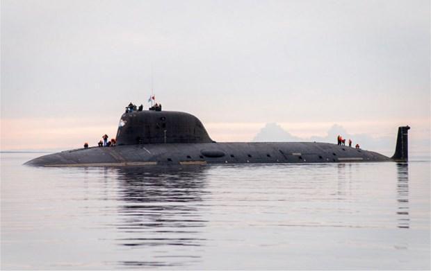 Quân đội Nga tiếp nhận tàu ngầm hạt nhân trang bị tên lửa Kazan Ảnh 1