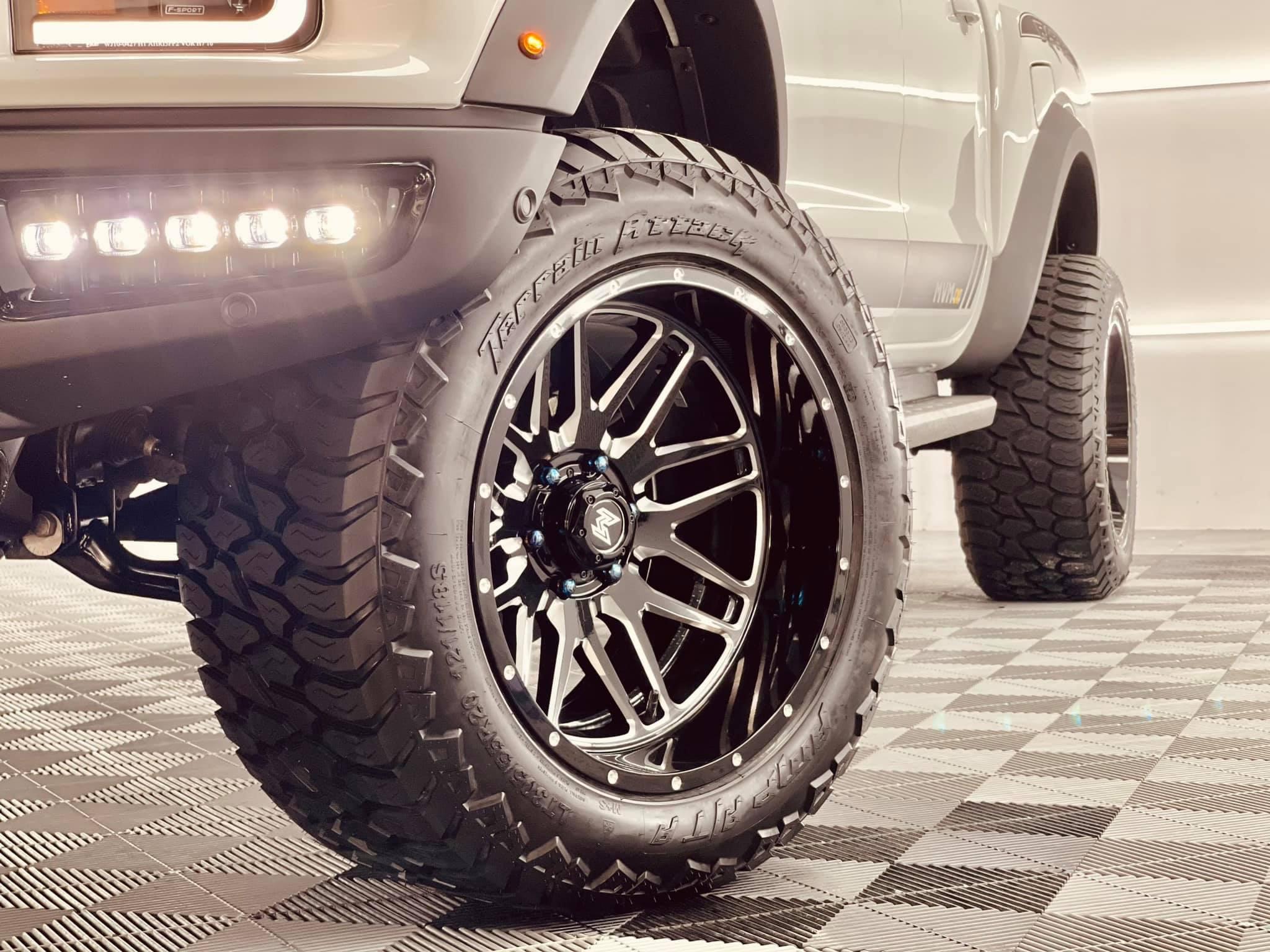 Ford Ranger biển ngũ quý 2 được nâng cấp gói độ 500 triệu đồng Ảnh 3