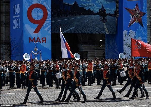 Ngắm các đội quân quyến rũ của Tổng thống Nga Ảnh 4