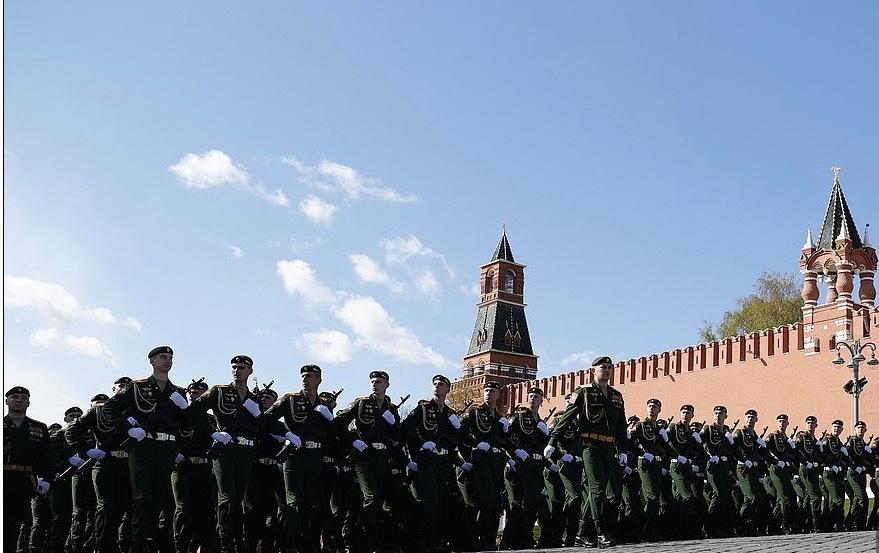 Ngắm các đội quân quyến rũ của Tổng thống Nga Ảnh 7