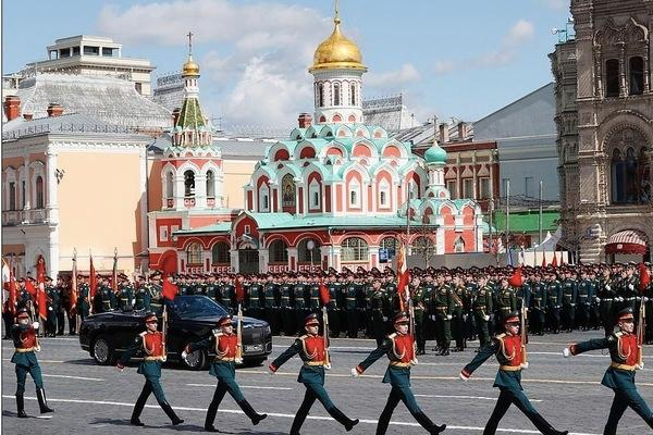Ngắm các đội quân quyến rũ của Tổng thống Nga Ảnh 5