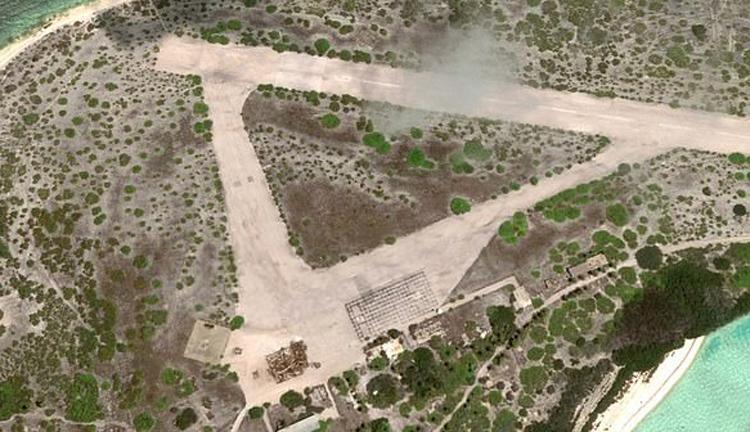 Trung Quốc nâng cấp đường băng Mỹ bỏ hoang trên quần đảo chiến lược Ảnh 1